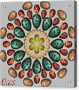 Zeerkl Of Eggs Acrylic Print