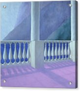 Zeffirelli Pink Acrylic Print