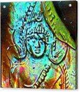 zen Buddha 2 Acrylic Print