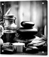 Zen Acrylic Print