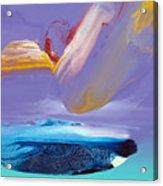 Zero Celsius Viii Acrylic Print