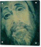 Zero Mostel Acrylic Print