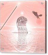 Zeus Acrylic Print