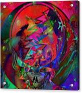 Ziggy  Acrylic Print