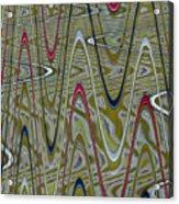 Zigoptical Acrylic Print