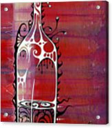 Zinfandel Acrylic Print