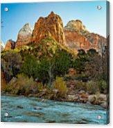 Zion National Park 4 Acrylic Print