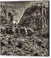 Zion National Park II Acrylic Print