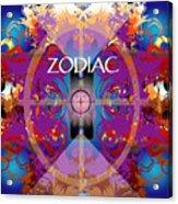 Zodiac 2 Acrylic Print