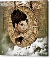 Zodiac Signs - Taurus Acrylic Print