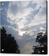 Zooey's Sky Acrylic Print