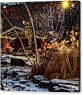 033 - Mears In Winter Acrylic Print