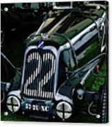 1930's Talbot Lago T23 Race Car Acrylic Print