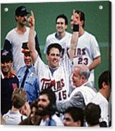 1987 World Series  St. Louis Cardinals Acrylic Print