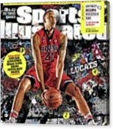 2014-15 College Basketball Preview Issue Sports Illustrated Cover Acrylic Print