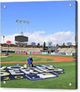 2017 World Series Previews - Los Acrylic Print