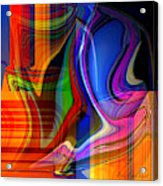 Abstract #35 Acrylic Print