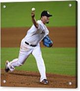 Atlanta Braves V Miami Marlins Acrylic Print