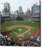 Atlanta Braves V San Diego Padres Acrylic Print