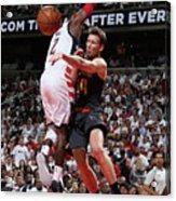 Atlanta Hawks V Washington Wizards - Acrylic Print