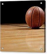 Basketball Acrylic Print