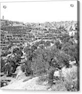 Bethlehem 1886 Acrylic Print