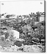 Bethlehem 19th Century Acrylic Print