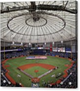 Boston Red Sox V Tampa Bay Rays Acrylic Print