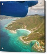 British Virgin Islands, Tortola Acrylic Print
