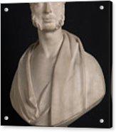 Bust Portrait Of Wynn Ellis Mp  Acrylic Print