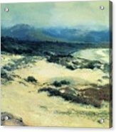 Carmel Shore 1919  Acrylic Print