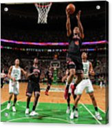Chicago Bulls V Boston Celtics - Game Acrylic Print