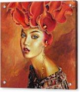 Chiquitita Acrylic Print