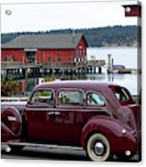 Classic Coupeville Acrylic Print