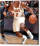 Cleveland Cavaliers V Minnesota Acrylic Print