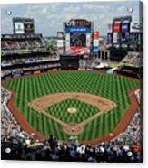 Colorado Rockies V New York Mets Acrylic Print
