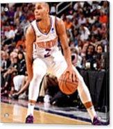 Dallas Mavericks V Phoenix Suns Acrylic Print