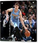 Denver Nuggets V Milwaukee Bucks Acrylic Print