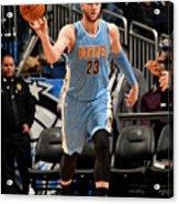Denver Nuggets V Orlando Magic Acrylic Print