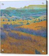 Dream Of West Dakota Acrylic Print