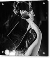 Fleetwood Mac Live Acrylic Print