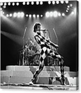 Freddie Mercury Of Queen Acrylic Print