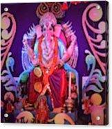 Ganesha3 Acrylic Print