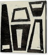 Hieroglyph Vii Acrylic Print
