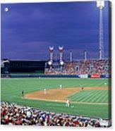 Houston V Reds Acrylic Print