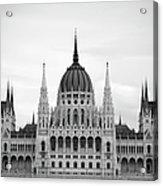 Hungarian Parliament Building Acrylic Print