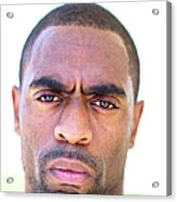 Iaaf Day In The Life With Tyson Gay Acrylic Print