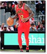 Indiana Pacers V Atlanta Hawks Acrylic Print