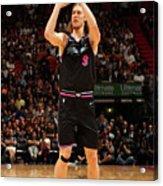 Indiana Pacers V Miami Heat Acrylic Print