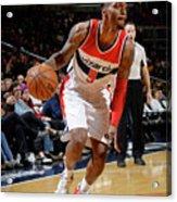 Indiana Pacers V Washington Wizards Acrylic Print